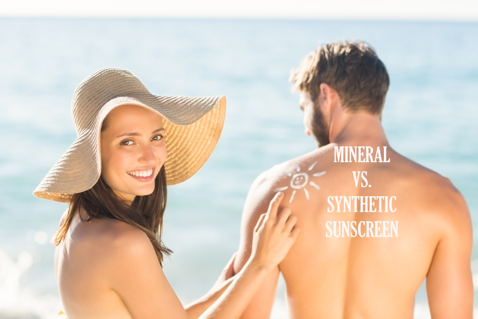 Mineral and Synthetic Sunscreen