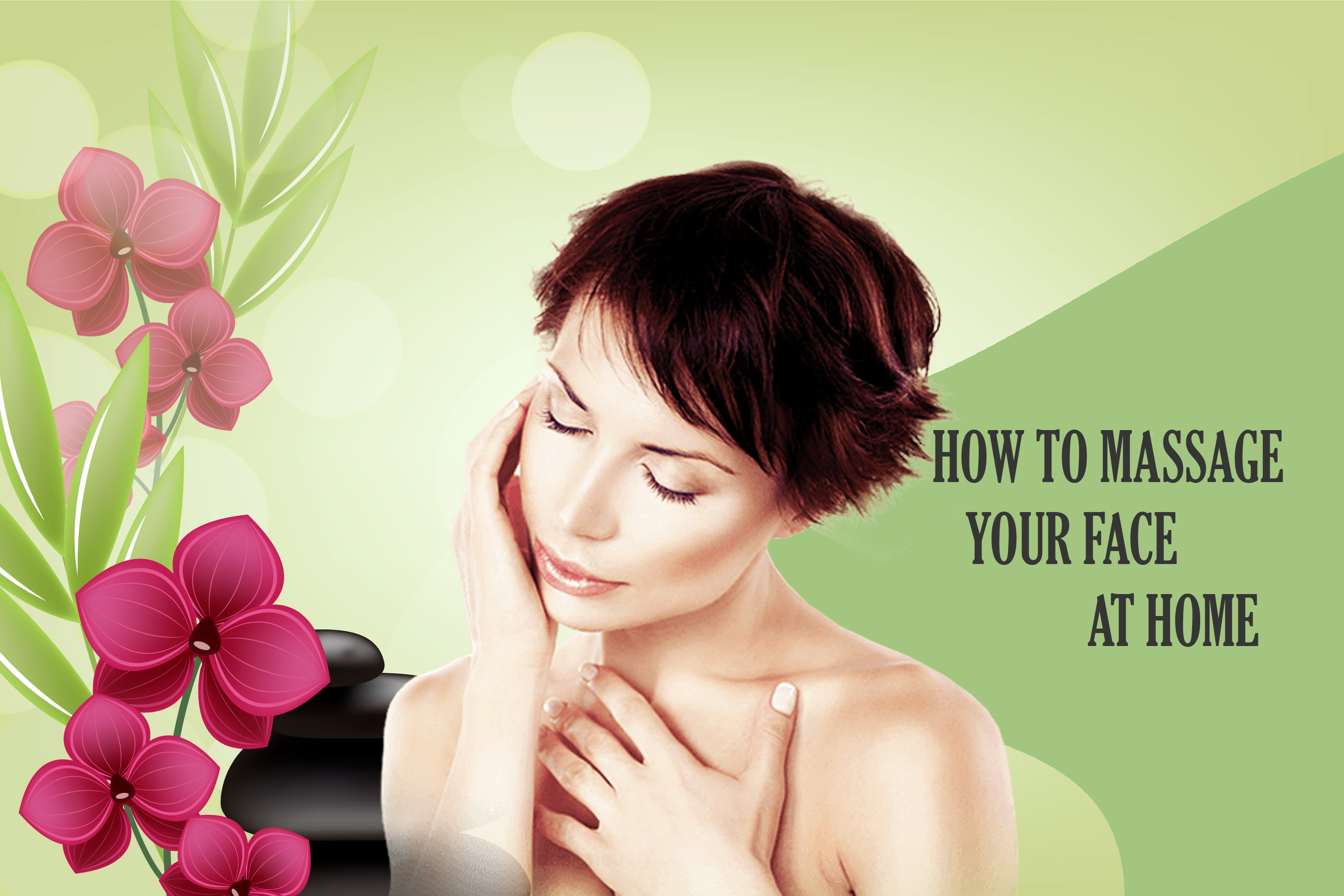How to Do a Face Massage at Home 1