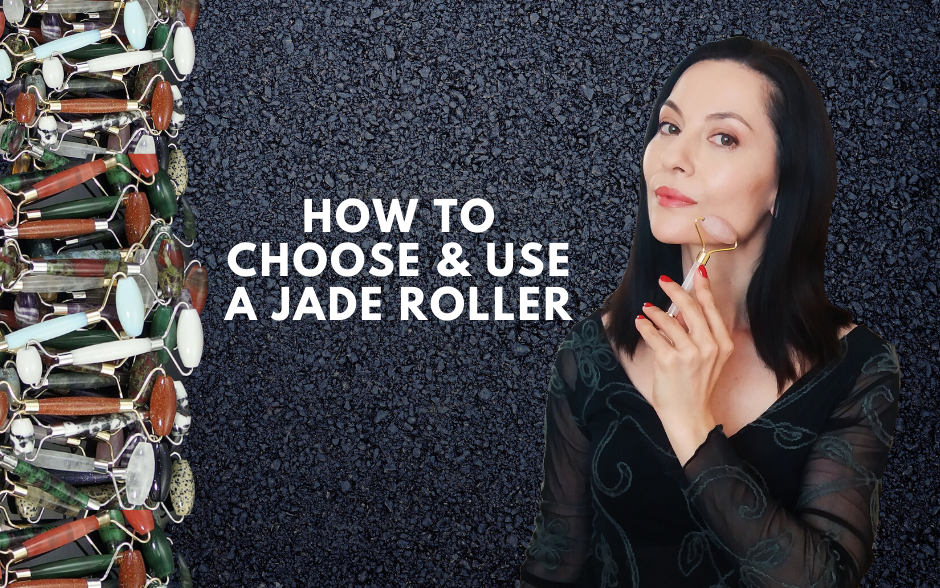 How to Massage Face with Jade Roller